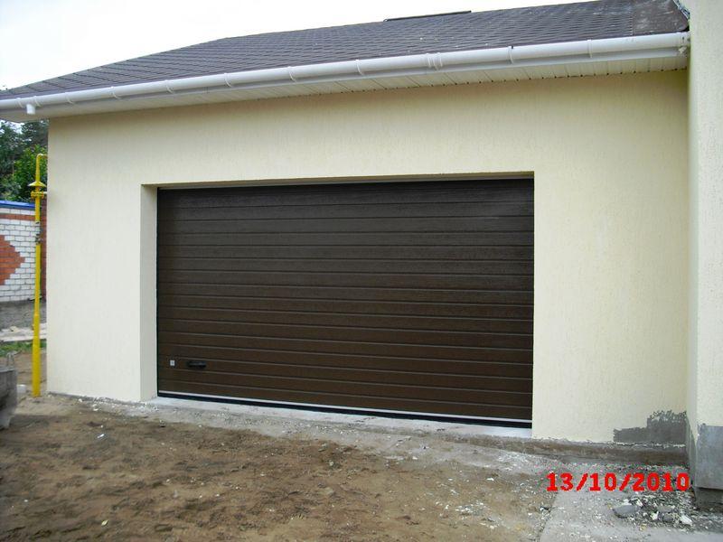 ворота гаражные в ялте