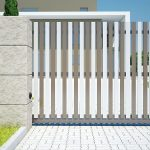 Разреженное заполнение алюминиевым профилем 37мм и/или 82 мм