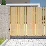 Разреженное заполнение листовым материалом: деревянной доской и др.