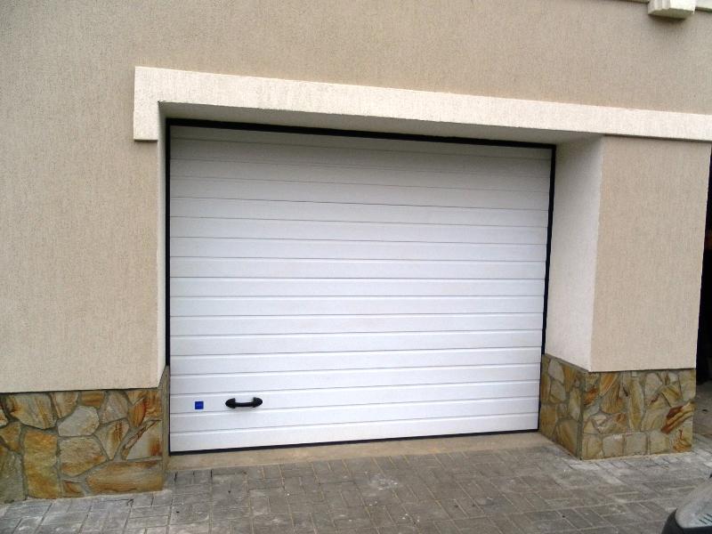 гаражные ворота секционные отклики